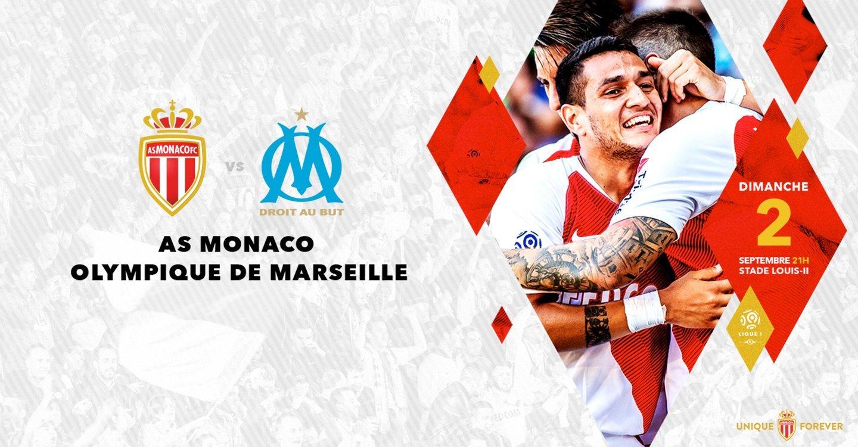 Монако – Марсель. Прогноз матча Лиги 1