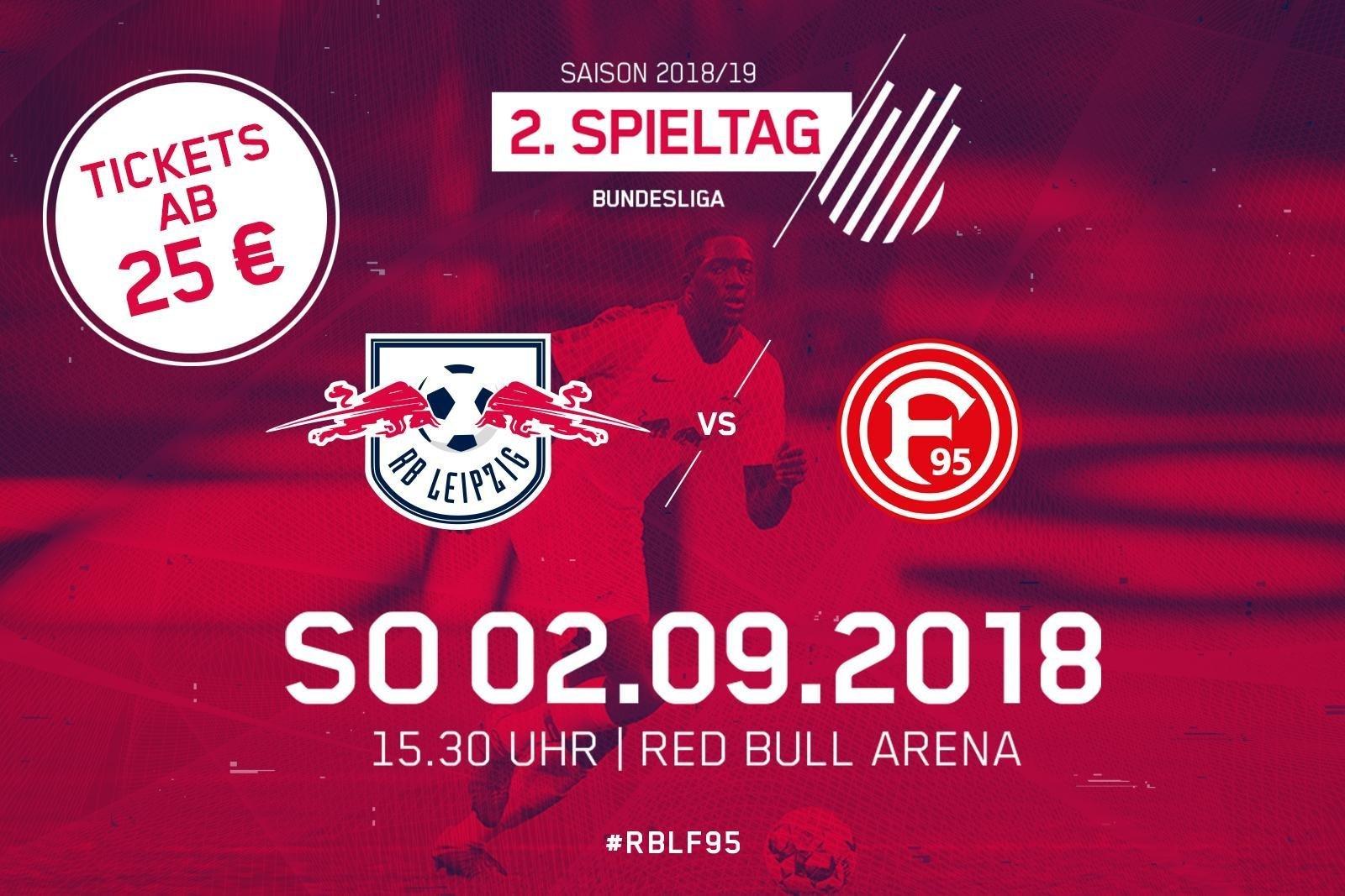 Прогноз на матч РБ Лейпциг - Фортуна Дюссельдорф 02 сентября 2018
