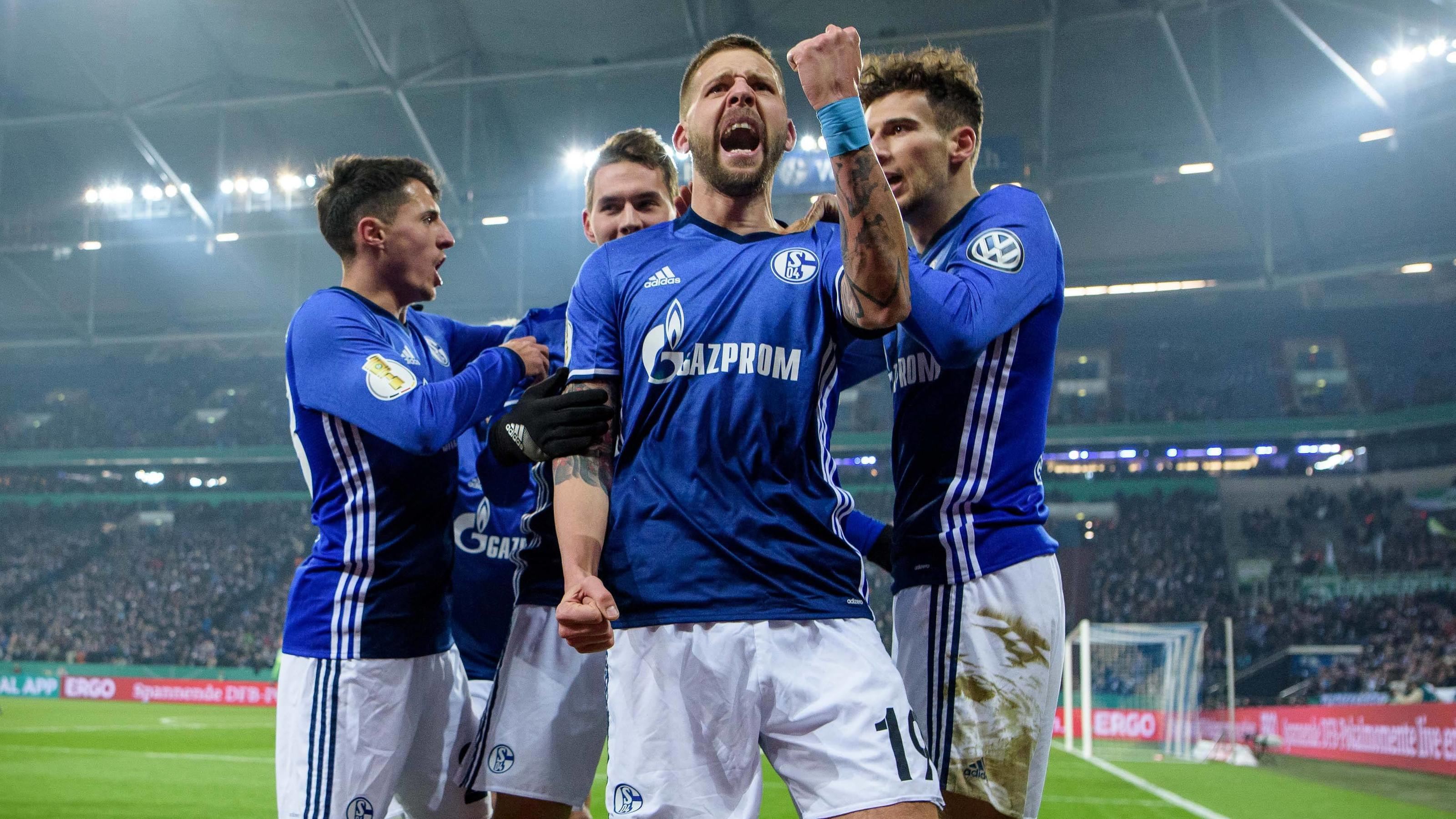 Прогноз на матч Боруссия Менхенгладбах - Шальке 04 09 декабря 2017