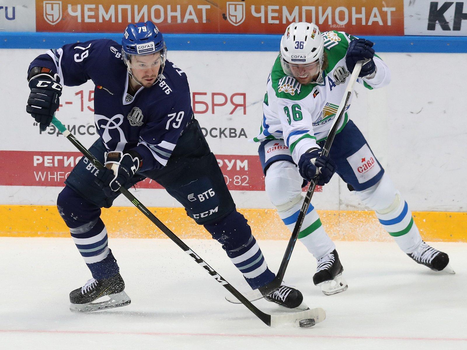 Прогноз на матч Йокерит - Динамо Москва