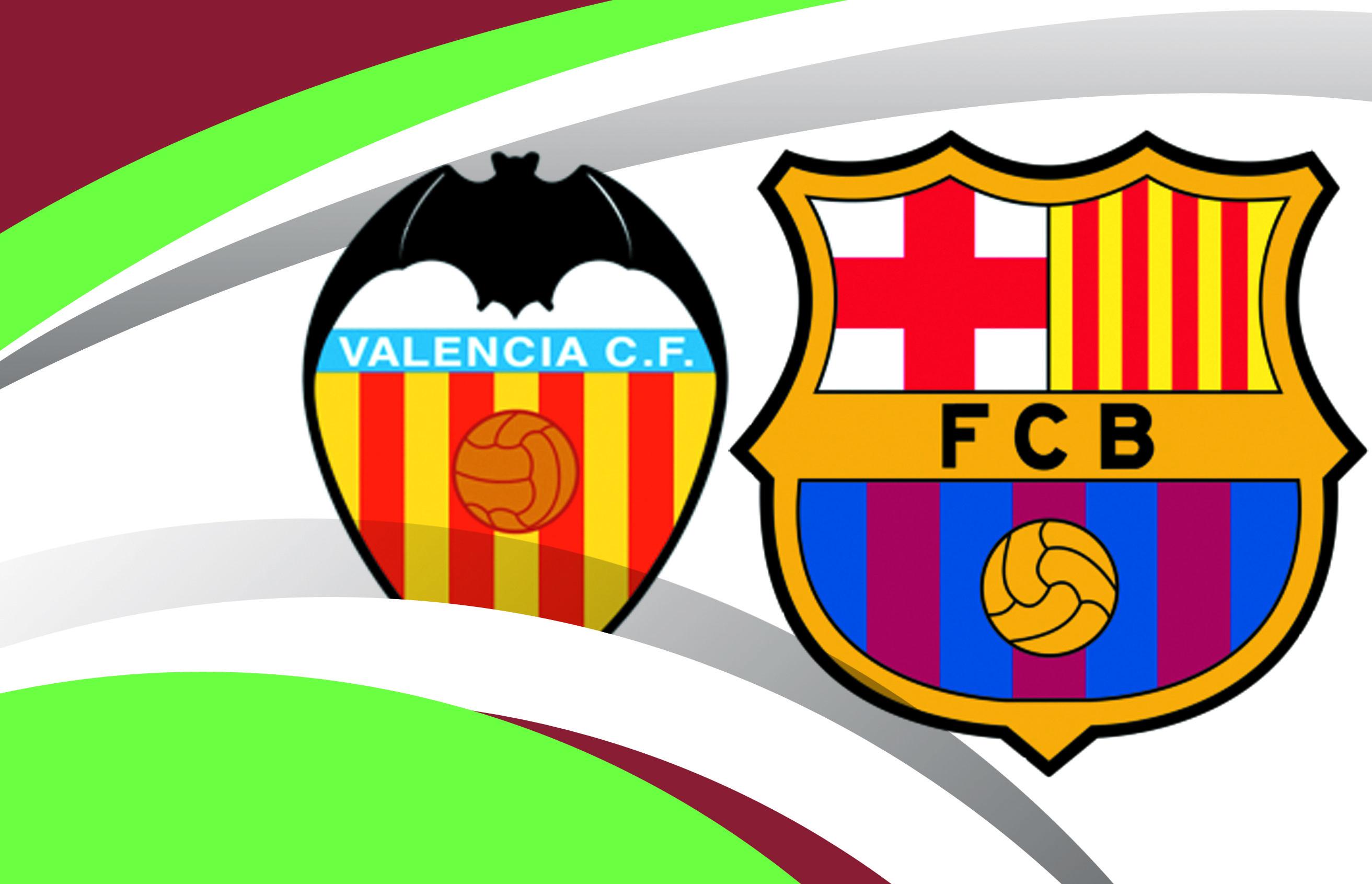 Валенсия – Барселона. Актуальный прогноз на матч 07.10.2018
