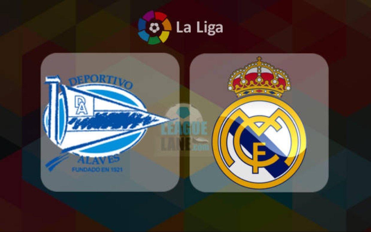 Реал Мадрид – Алавес. Прогноз матча Примеры