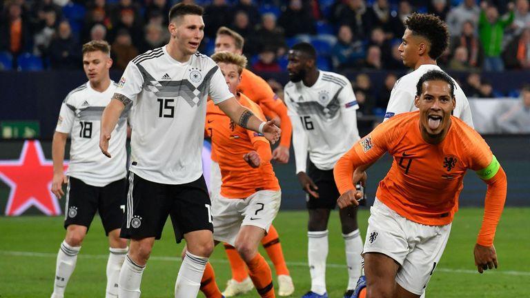 германия ставки футбол