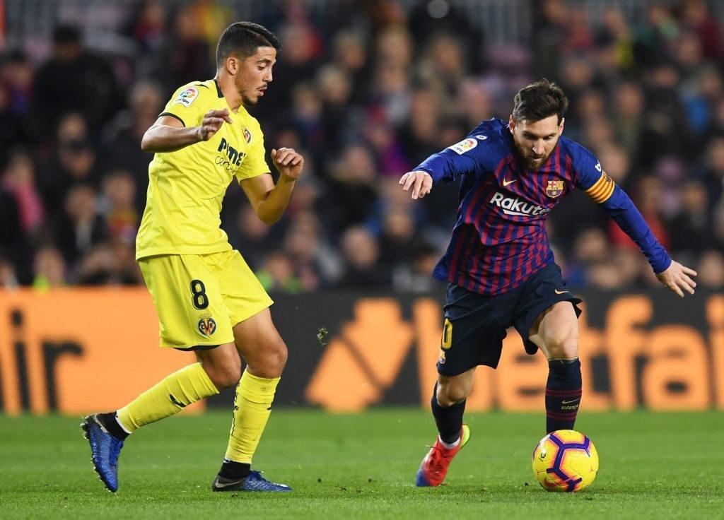 Барселона - Вильярреал 24 сентября прямой эфир