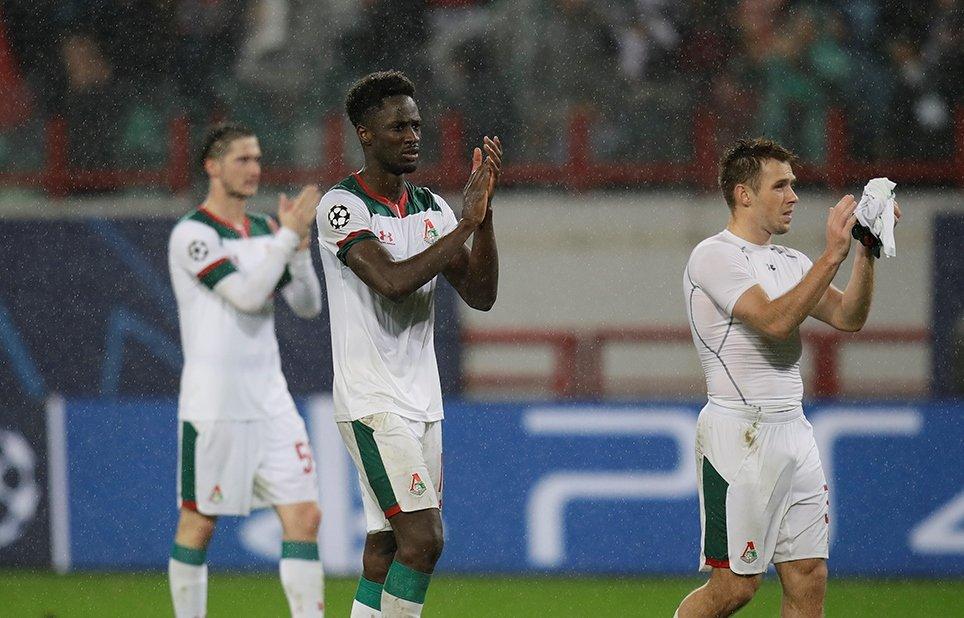 «Локомотив» и«Краснодар» сыграли вничью вматче РПЛ