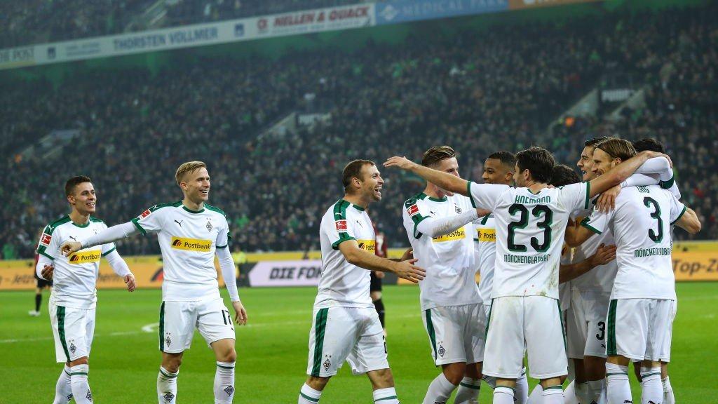 Боруссия менхенгладбах последние матчи