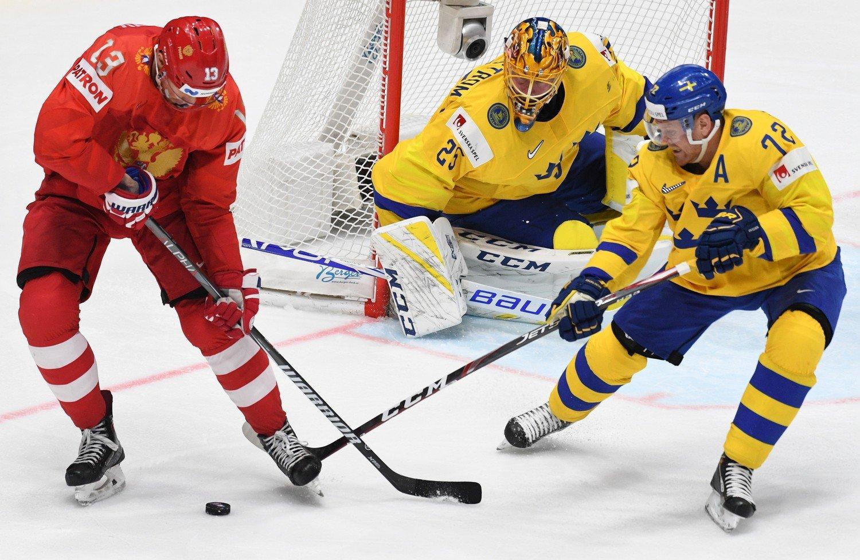 Прогноз и ставка. Россия — Швеция: в очередной раз эти сборные порадуют большим количеством заброшенных шайб
