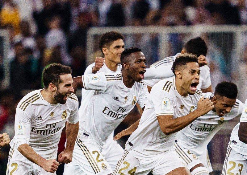 Реал юнион реал мадрид 3 2