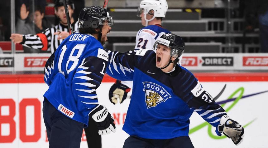 Российская Федерация  проиграла Канаде вфинале молодежного чемпионата мира похоккею