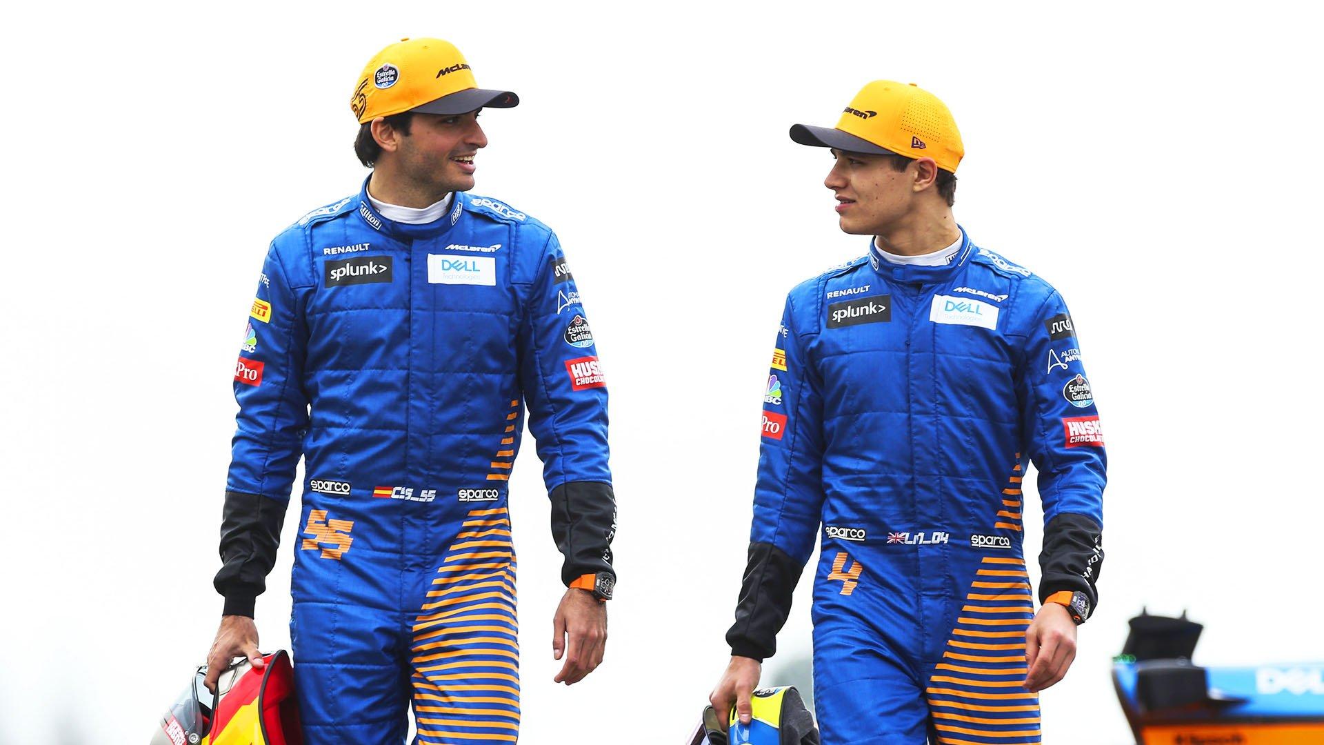 Формула-1. Квалификация Гран-при Штирии. Прогноз и ставка: Норрис опередит напарника по команде