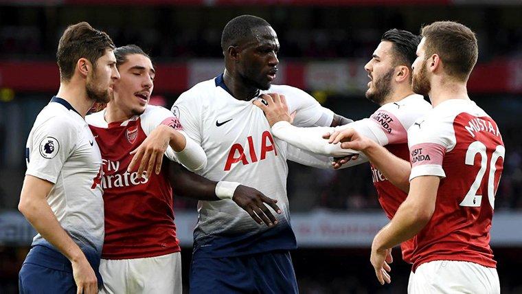 «Тоттенхэм» – «Арсенал». Прогноз и ставка Владимира Чаплыгина