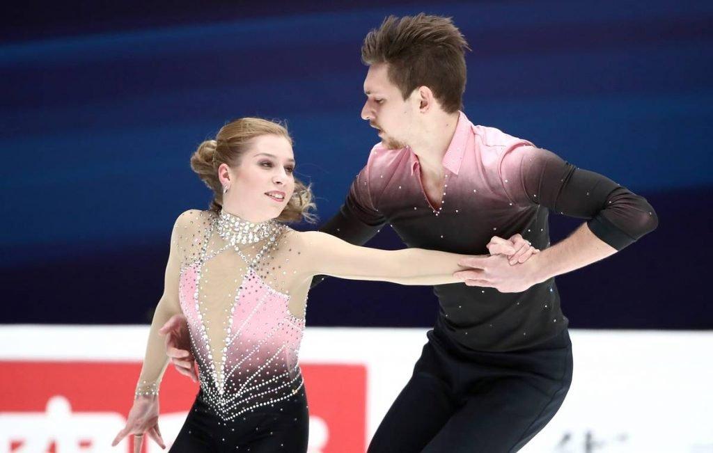 Екатерина Александровская и Джон Уиндзор