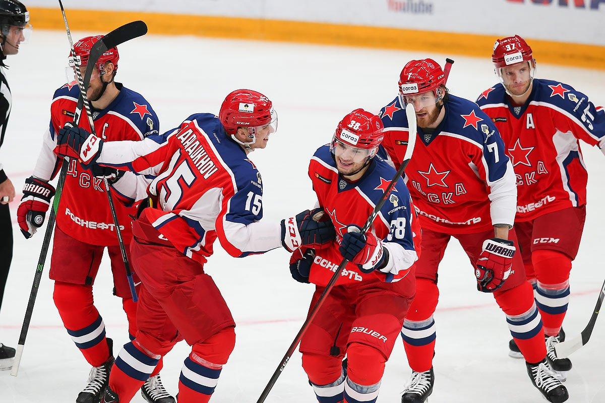 ЦСКА – «Сибирь»: прогноз и ставка Максима Лебедева