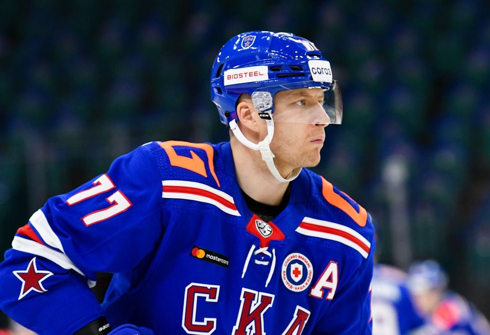 «Северсталь» — СКА: прогноз и ставка Максима Лебедева