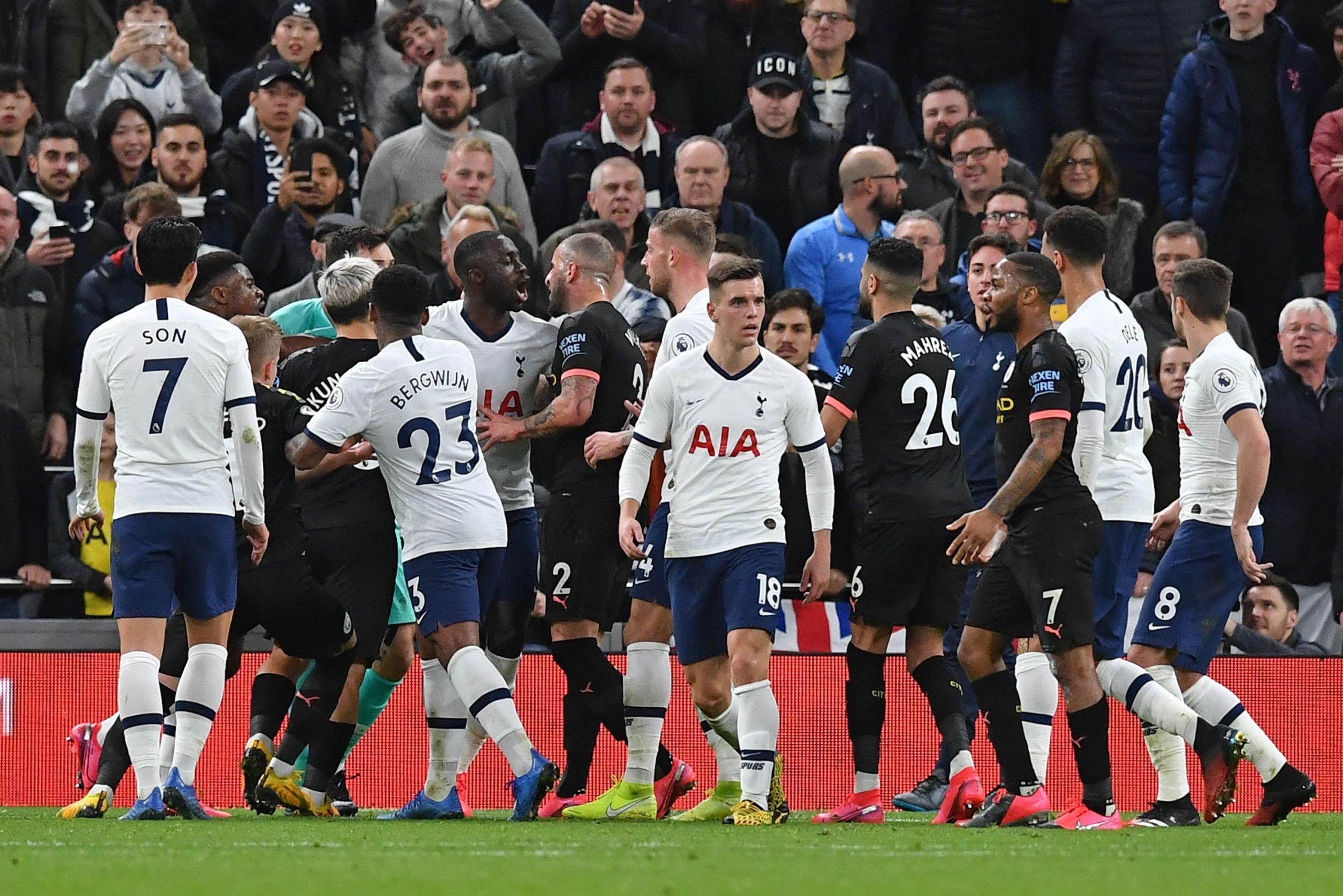 «Тоттенхэм» – «Манчестер Сити»: прогноз и ставка Владимира Чаплыгина