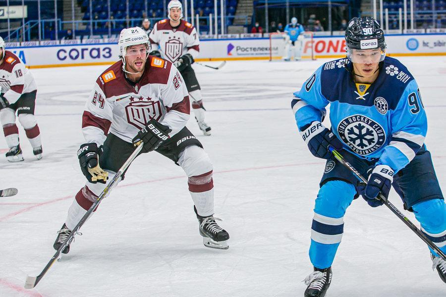 «Динамо» Рига – «Сибирь»: прогноз и ставка. Гости победят